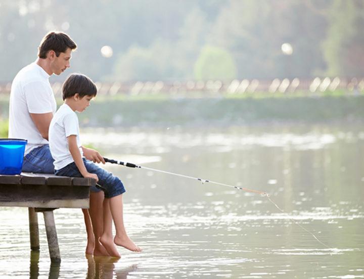 как я однажды пошел на рыбалку